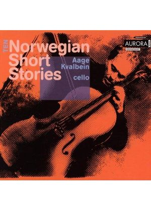 Aage Kvalbein - Ten Norwegian Short Stories