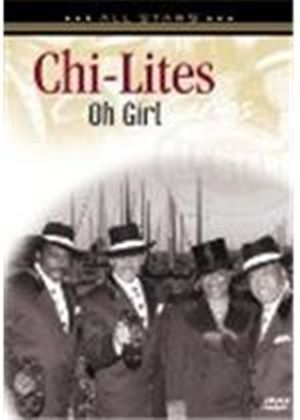CHI-LITES-OH GIRL/IN CONCERT  (DVD)