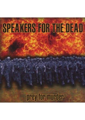 SPEAKERS FOR THE DEAD - PREY FOR MURDER
