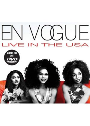 En Vogue - LIVE IN THE USA (CD+DVD)