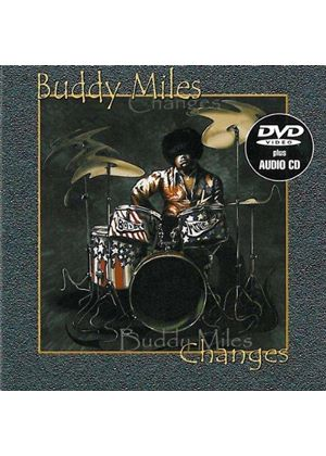 Buddy Miles - CHANGES (CD+DVD)
