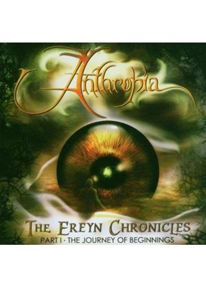 ANTHROPIA - EREYN CHRONICLES PART 1