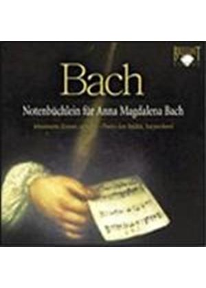 Bach: (The) Anna Magdalena Notebook