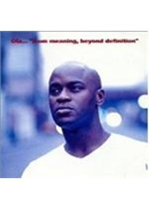 Ola Onabule - From Meaning Beyond Definition
