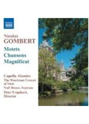 Nicolas Gombert - Chansons And Motets (Capella Alamire)