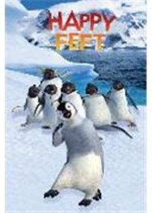 Happy Feet - Mumble and Friends (maxi poster)(688)
