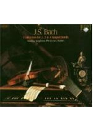 Bach: Concertos for 2, 3 and 4 Harpsichords