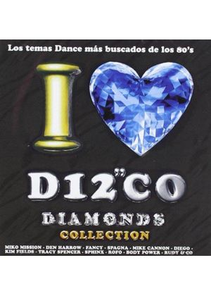 Various Artists - I LOVE DISCO DIAMONDS VOL.12