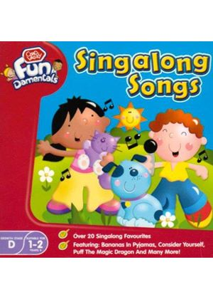 Various Artists - Sing Along Songs