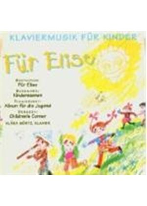 Klara Wurtz - Fur Elise Piano Music For Children