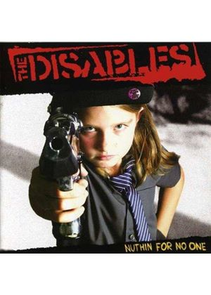 Disables - Nothing For No One [Australian Import]