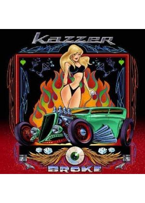 Kazzer - Broke [Digipak]