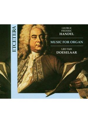 Handel - MUSIC FOR ORGAN 2CD