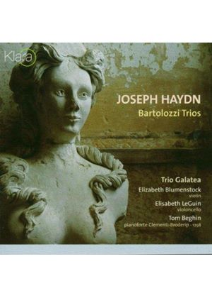 Clementi; Haydn: Piano Trios