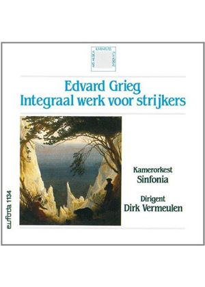 Grieg - CHAMBER ORCHESTRA SINFONIA