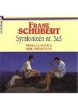 Schubert: Symphonies Nos 3 and 5