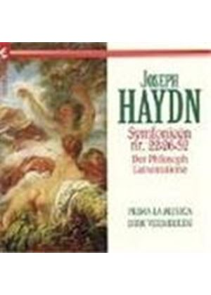 Haydn: Symphonies Nos 22, 26 and 52