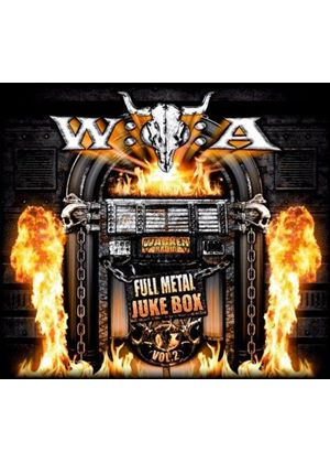 Various Artists - WACKEN OPEN AIR FULL VOL 2  2CD