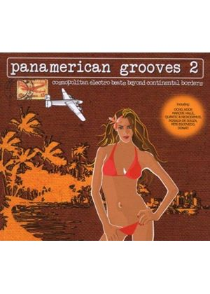Various Artists - Pamamerican Grooves Vol. 2