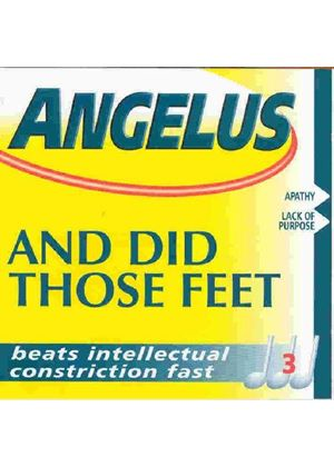 And Did Those Feet - ANGELUS
