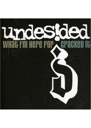 Undes!Ded - What I'm Here For/Cracked It