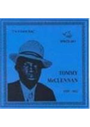 Tommy McClennan - I'm A Guitar King