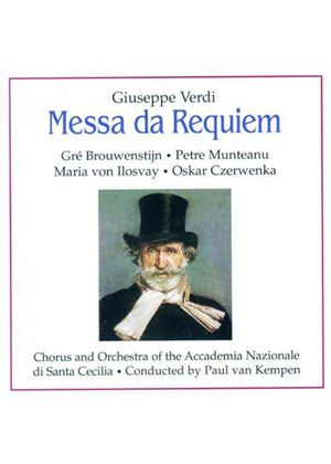 Verdi - MESSA DA REQUIEM  2CD