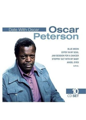 Oscar Peterson - Date With Oscar [10 CD Set] [German Import]