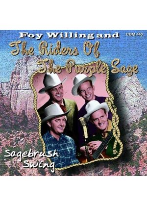 Foy Willing And Riders Of Purple Sage - Sagebrush
