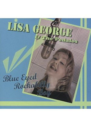 Lisa George - Blue Eyed Rockabilly