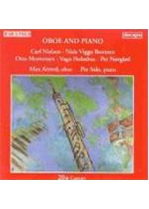 Oboe and Piano Works
