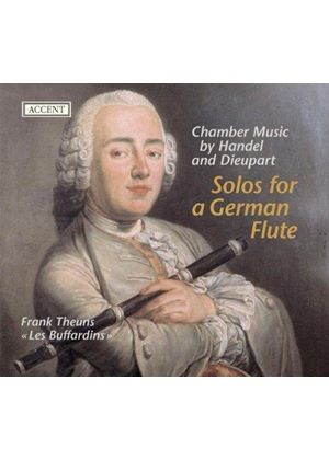 Handel; Dieupart: Solos For A German Flute