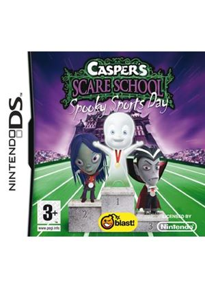 Casper's Scare School - Spooky Sports Day (Nintendo DS)