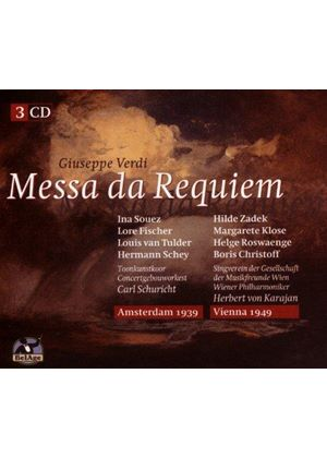 Verdi - MESSA DI REQUIEM 3CD
