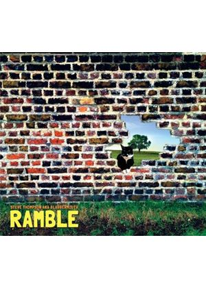 Steve Thompson aka Blabbermouth - Ramble (Music CD)