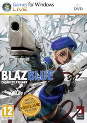 BlazBlue - Calamity Trigger (PC)