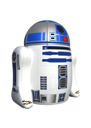 Star Wars - Inflatable RC R2-D2