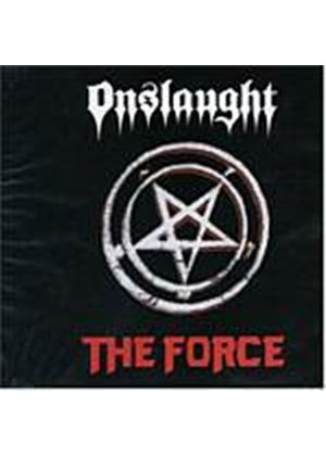 Onslaught - The Force (Music CD)