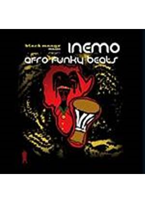Inemo - Afro Funky Beats (Music CD)