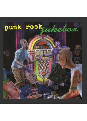 Various Artists - Punk Rock Juke Box, Vol. 1 (Music CD)