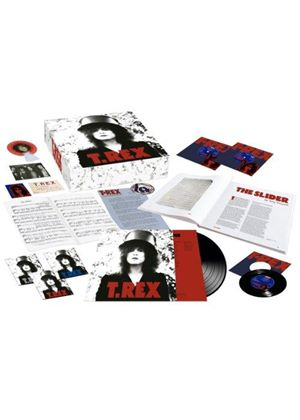 T. Rex - Slider (Remastered/+DVD)