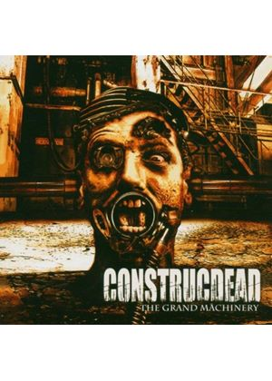 Construcdead - The Grand Machinery (Music Cd)