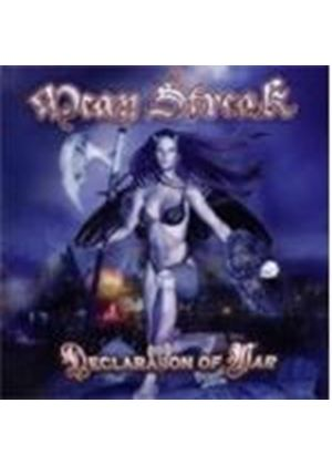Mean Streak - Declaration Of War (Music CD)