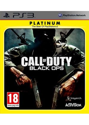 Call of Duty: Black Ops - Platinum (PS3)