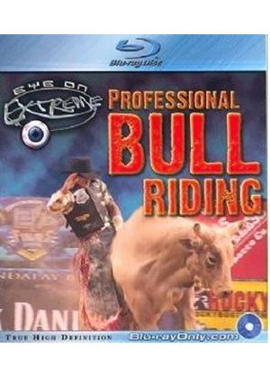 Eye On Extreme Professional Bull Riding - Wiley Peterson (Blu-Ray)