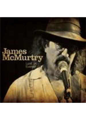 James McMurtry - Live In Europe (+DVD)