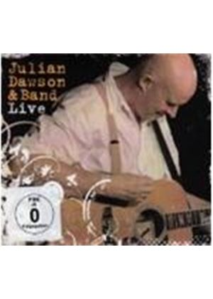 Julian Dawson - Live (Music CD)