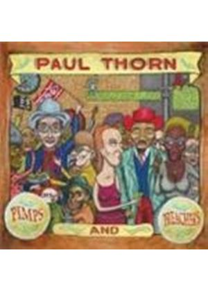 Paul Thorn - Pimps And Preachers (Music CD)