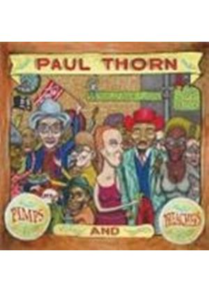Paul Thorn - Pimps And Preachers (+DVD)