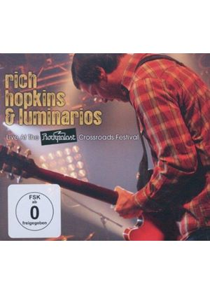 Rich Hopkins - Live at the Rockpalast Crossroads Festival (Music CD)